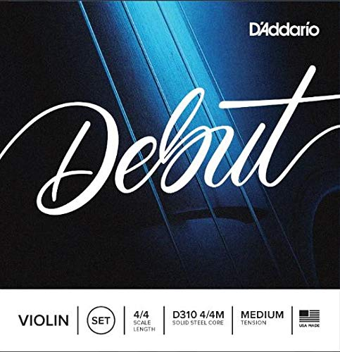 D310_DEBUT_ENCORD VIOLIN_DADDARIO