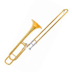 Trombón Tenor Bajo F/Bb Aristton Lacado 6423-1L