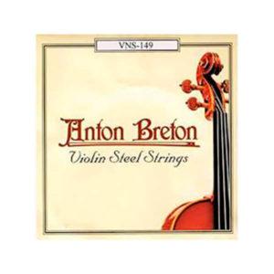 Encordado Violín Anton Breton 4/4 VNS-149