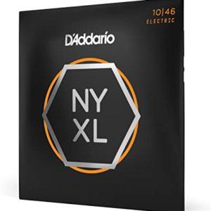 Encordado Guitarra Eléctrica NYXL 10 46