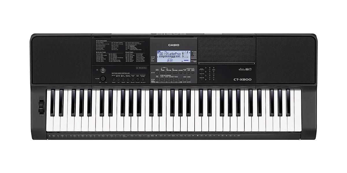 CT-X800 teclado CASIO_1
