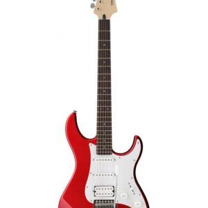Guitarra Eléctrica Pacífica Yamaha Roja 012