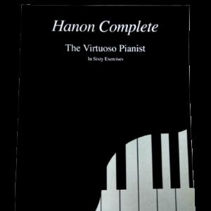 Hanon Complete The Virtuoso Pianist - Sixty Exercises