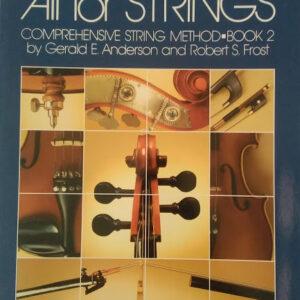 Método De Violín- All For Strings Nivel 2