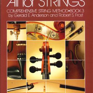 Método Para Viola - All For Strings Libro 3