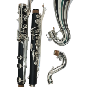 Clarinete bajo ebonite