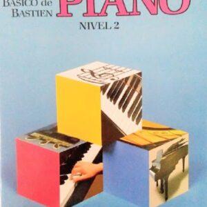 Método de piano básico Nivel 2 WP202E