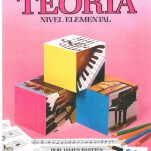 Método de piano bastien WP205E