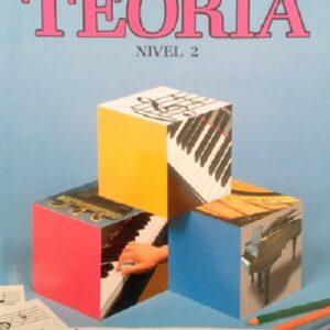 Método De Piano Básico Bastien Teoría Nivel 2