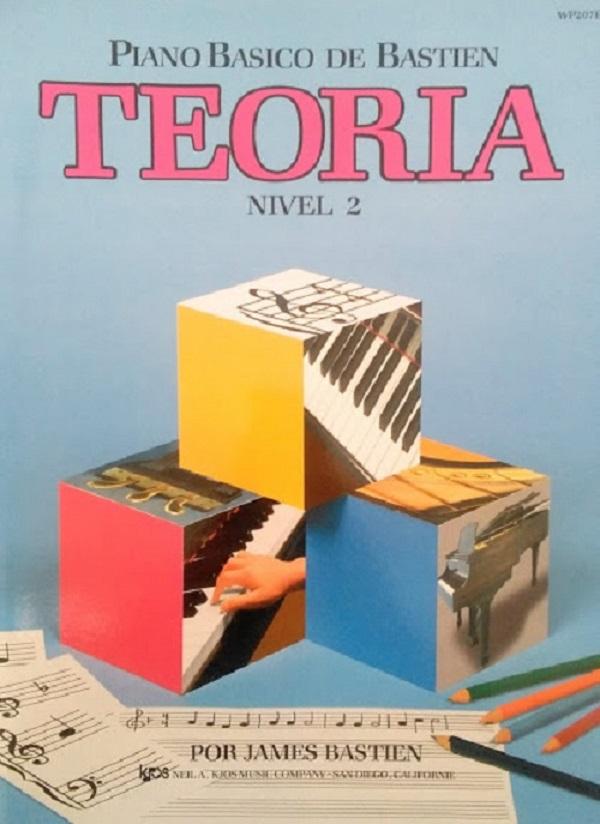 WP207E_TEORIA PIANO BASTIEN_NIVEL2