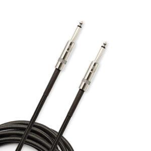 Cable Para Guitarras-Bajos Daddario PW-BG-15BK