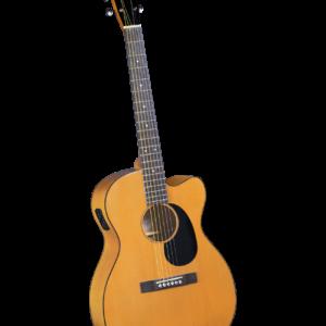 Guitarra Electroacústica Accent Folk CS-2CE